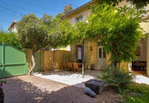 Nice villa with swimming pool in the city - Cannes