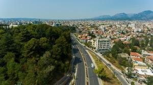 Hotel Arberia, Szállodák  Tirana - big - 42