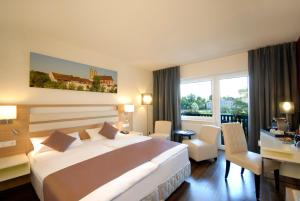 Ringhotel Goldener Knopf, Hotely  Bad Säckingen - big - 17
