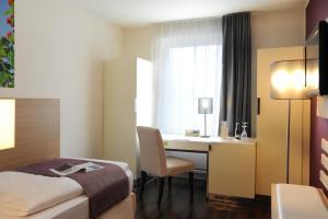 Ringhotel Goldener Knopf, Hotely  Bad Säckingen - big - 5