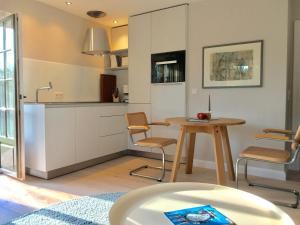 Kleiner Ulenhof, Appartamenti  Wenningstedt - big - 5