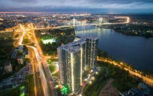 S Vysoty Ptichyego Poleta - Saint Petersburg