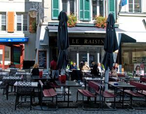 Auberges de jeunesse - Hotel du Raisin