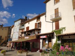 Accommodation in La Javie