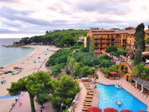 Rigat Park & Spa Hotel, Отели  Льорет-де-Мар - big - 67