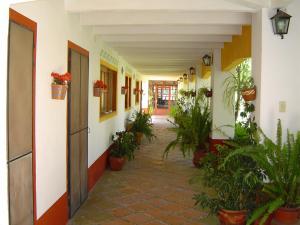 Casa Quinta Cobos, Priváty  Tequisquiapan - big - 12