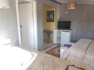 Pousada Requinte da Mantiqueira, Guest houses  Piracaia - big - 21
