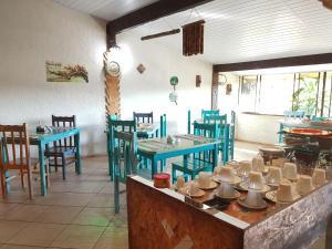 Pousada Requinte da Mantiqueira, Guest houses  Piracaia - big - 13