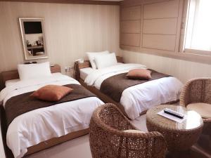 Suwon Orsay Business Hotel, Hotely  Suwon - big - 95