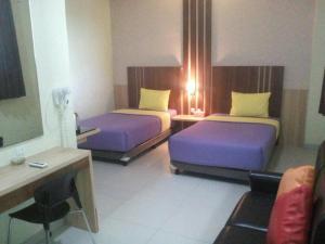 City Hotel, Hotel  Tasikmalaya - big - 95