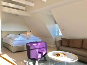Kleiner Ulenhof, Appartamenti  Wenningstedt - big - 29