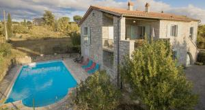 Accommodation in Chauzon