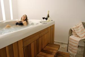 Spiros, Apartmánové hotely  Naxos Chora - big - 141