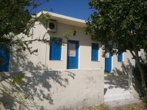 Gavrio home Andros Greece