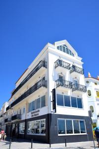 Hotel Mar Bravo, Hotel  Nazaré - big - 59