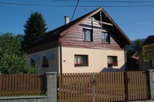 2 star pensiune Penzion Jaraba Žiar Slovacia