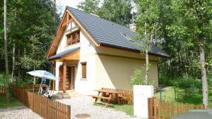 Dom na Zlotych Wydmach