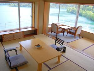 Shikaribetsu Kohan Onsen Hotel Fusui, Рёканы  Shikaoi - big - 6