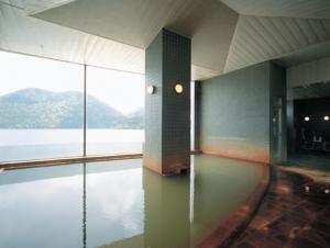 Shikaribetsu Kohan Onsen Hotel Fusui, Рёканы  Shikaoi - big - 17