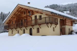 Accommodation in Hauteluce