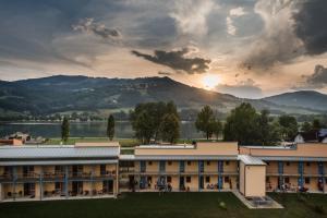 3 hvězdičkový hotel JUFA Hotel Stubenbergsee Stubenberg Rakousko