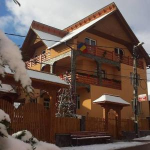 Accommodation in Poienile Izei