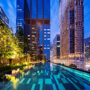 Oakwood Premier AMTD Singapore..