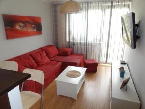 Uroczy apartament w centrum Sopotu
