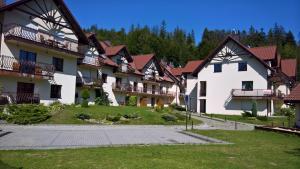 Apartament Belweder Kominkowy