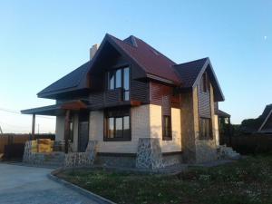 Villa with sauna - Hotel - Manikhino