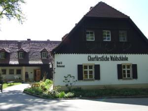 Churfuerstliche Waldschaenke - Brößnitz