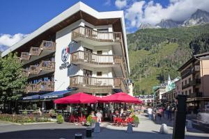 Pointe Isabelle - Hotel - Chamonix