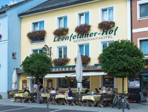 Leonfeldner Hof - Hotel - Bad Leonfelden