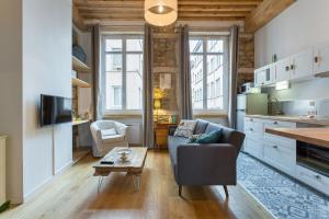 Be My Home - L'Antiquaire, Apartmány  Lyon - big - 4