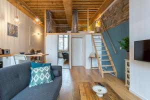 Be My Home - L'Antiquaire, Apartmány  Lyon - big - 9