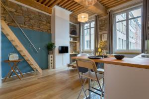 Be My Home - L'Antiquaire, Apartmány  Lyon - big - 16
