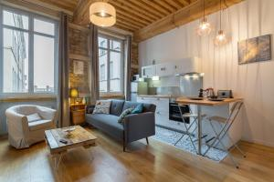 Be My Home - L'Antiquaire, Apartmány  Lyon - big - 17