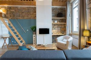 Be My Home - L'Antiquaire, Apartmány  Lyon - big - 23