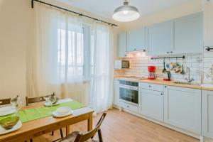 Apartment in Kupchino - Nikolayevskoye