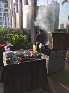 Ascott Kuningan Jakarta, Apartmanhotelek  Jakarta - big - 23