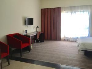 Jinjiang Inn Shunde Pedestrian Street Qing Hui Garden Mountain View, Hotely  Šun-te - big - 17