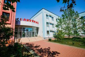 Санаторий Солнечный, Геленджик
