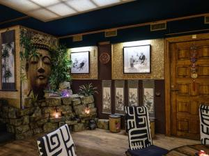 Prestige Hotel, Hotel  Krasnodar - big - 45