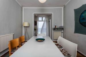 Villa Martha _Ferien_Appartements, Ferienwohnungen  Sassnitz - big - 13