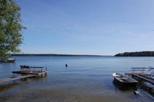 Ferienhaus Urlaub mit Hund am Plau - Plau am See