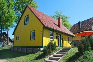 Ferienhaus Zislow am Plauer See - Krempendorf