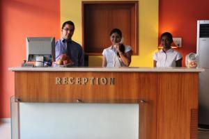 Hotel Stay Inn, Hotely  Hajdarábad - big - 56