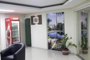 Seabra Hotel, Hotels  Vitória da Conquista - big - 33
