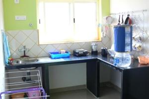 Apartment room in Sailgao, Goa, by GuestHouser 22213, Appartamenti  Saligao - big - 24