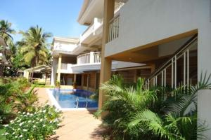 Apartment room in Sailgao, Goa, by GuestHouser 22213, Appartamenti  Saligao - big - 19